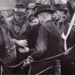 1953 Pferdehandel per Handschlag