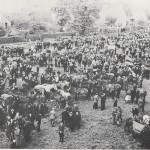 Rheder Markt um 1930