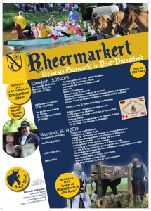 Rheder Markt Plakat plattdeutsch_001